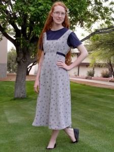 Summer dress front