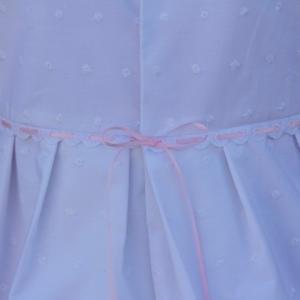 White Regency dress October 2012