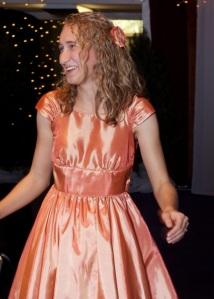 modest sweet 16 birthday dress