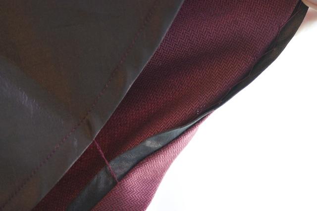 Thread chain detail