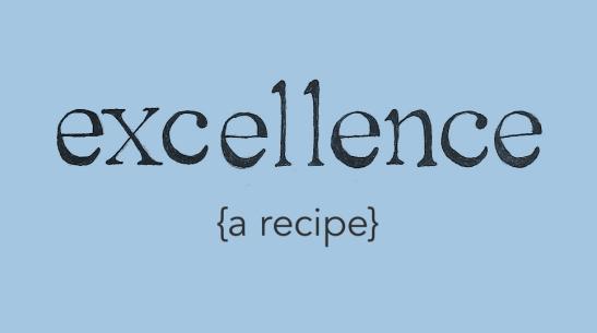 excellencerecipe